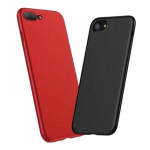 아이폰 8 7 플러스 슬림 스키니 케이스 젤리 실리콘