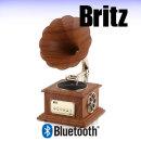 BZ-S2018 TIN01 / 블루투스 엔틱 스피커 /Wood