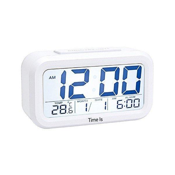 오피스디포  심플 디지털 알람시계
