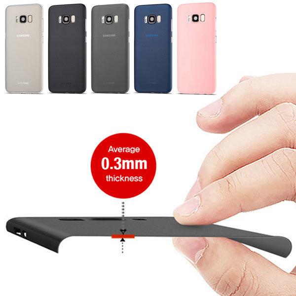 0.3mm 초슬림 케이스/갤럭시/S9/S10/노트9/G6/아이폰