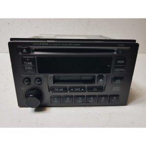그랜져XG 트라제XG 순정 CD 테입 라디오 오디오 무출