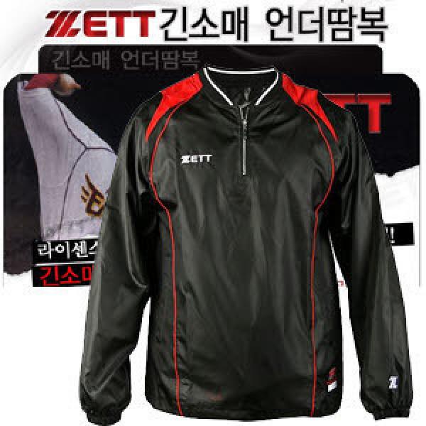 ZETT 제트 바람막이 BOVK-251 윈드 브레이크 야구복 골프웨어 땀복 야구 테니스복