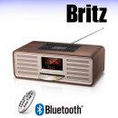 BZ-T8800 / 진공관 오디오 블루투스 스피커 광단자