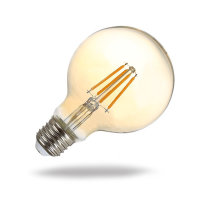 led 볼전구 램프 전등 볼구 에디슨 나스필 G80 4W