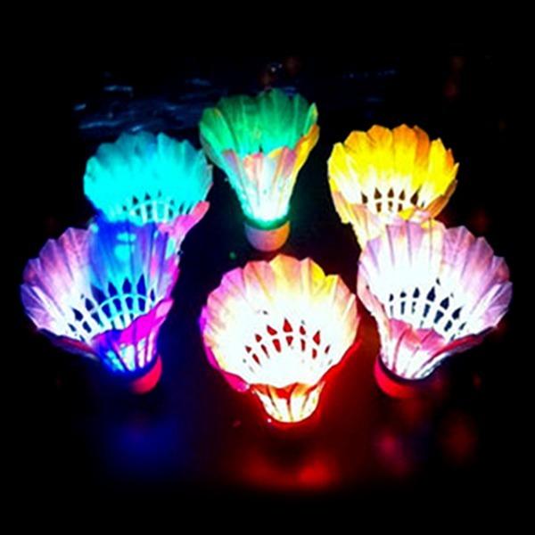 배드민턴공 셔틀콕 깃털콕 LED셔틀콕 SG700