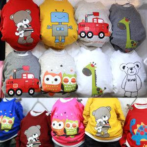 (칩스아동복)단체티판매1위)아동단체티/어린이집티