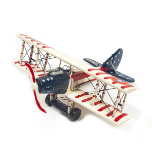 아트피플-A86 철제 모형 비행기/엔틱소품 비행기모형