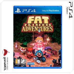 PS4 팻 프린세스 어드벤쳐 한글판 / 뚱뚱보공주