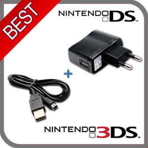 닌텐도 3DS/DSi/2DS/DS/XL 충전기셋트/전용충전기