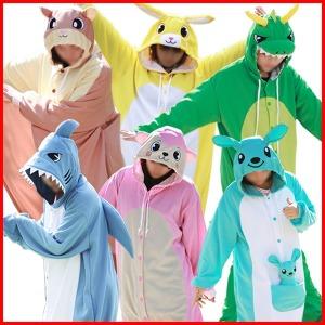 사계절동물잠옷/이벤트/캐릭터잠옷/상어/날다람쥐