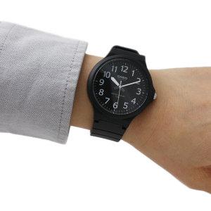 카시오 학생 수능 손목시계 MW240-1B