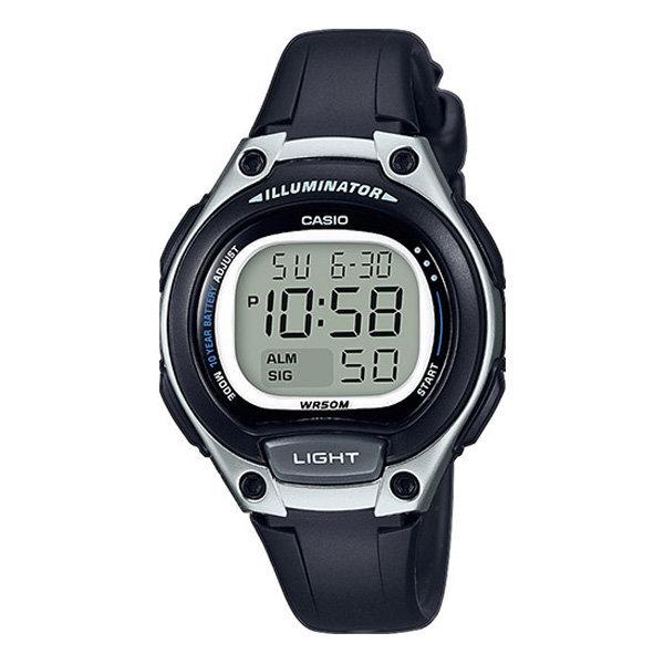 카시오정품 LW-203-1A 여자 남자 학생 전자손목시계