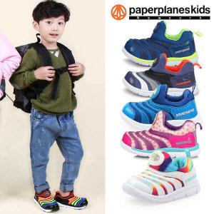 (현대Hmall) 페이퍼플레인키즈  PK7001 아동 운동화 아동화 유아 주니어 슈즈 신발 남아 여아