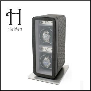 하이덴 모나코 더블 와치와인더 HD020-Black