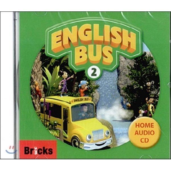 English Bus 2-Home Audio CD
