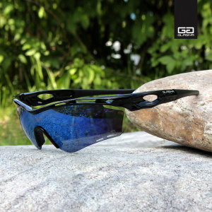 갤럭시01 스포츠고글 편광 선글라스 도수클립 미러