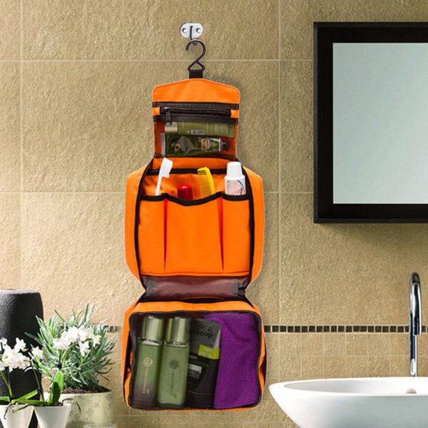 여행용 욕실 파우치 세면도구 정리 가방