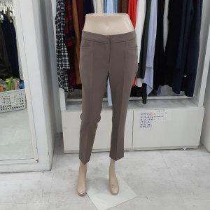 크로커다일레이디스 패션아일랜드 베이직무드슬랙스CL7FPT301