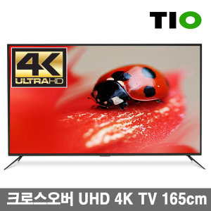 TIO DS6500 UHD TV (165cm) 4K PC모니터