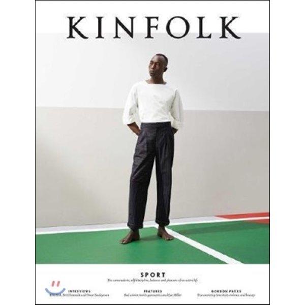 Kinfolk Volume 26: Winter 2017 : Winter 2017  Kinfolk