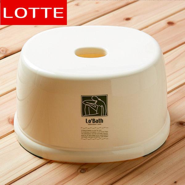 롯데 로베스 욕실의자 (소) 목욕탕의자 목욕의자
