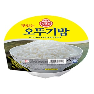 오뚜기밥 210g x 18개입 /햇반/즉석밥