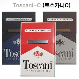담배 통째로 케이스 토스카니 C