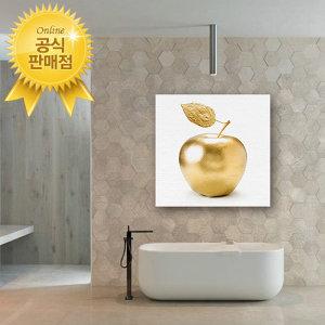 행운을 부르는 사과그림 캔버스액자 16종 350mmx350mm