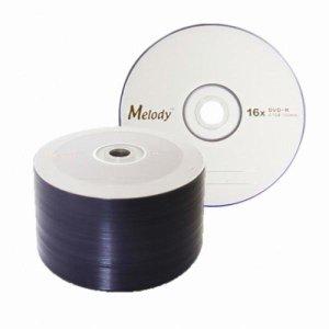 멜로디 DVD-R 4.7GB 16x 벌크 (50장)