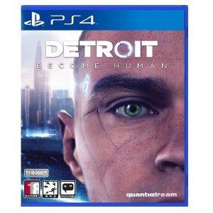 디트로이트 비컴 휴먼 (PS4) 한글판 중고