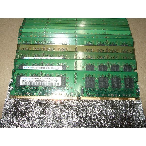 삼성DDR2 2G6400중고제품 삼성 DDR2  2G 6400
