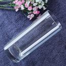 원통 8x20 소형유리화병/꽃병 최대지름 8cm 높이20