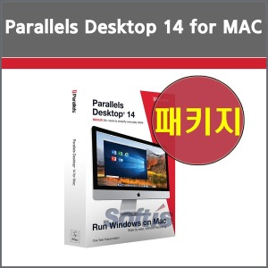 Parallels Desktop 14 / 페러럴즈14 / 패러럴즈14..