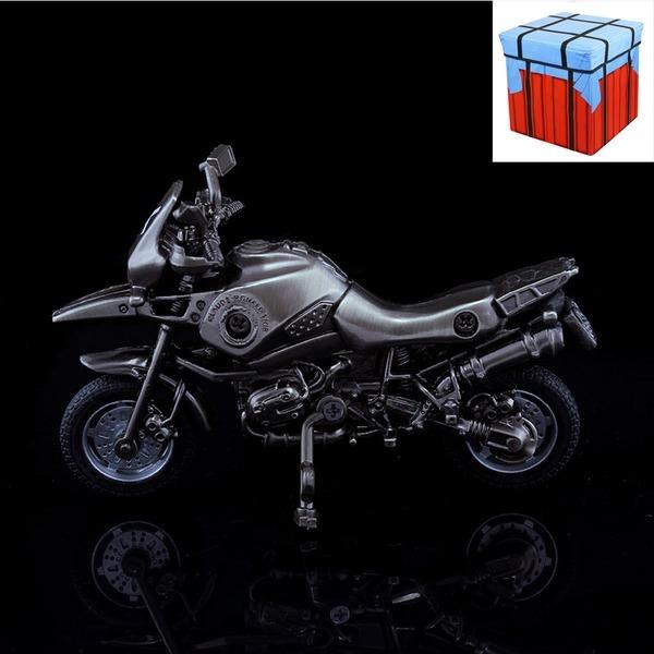 배그 오토바이소품 모형 게임피규어-8032