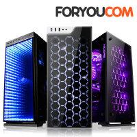 게이밍/4코어/i3-8100/2200G/8G/4G/조립컴퓨터본체PC
