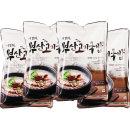 맛있는 참 돼지국밥 600g x 4팩