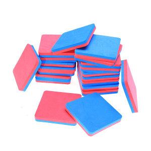 (파티공구) 색판뒤집기(7cm)9개 색판 7cm9개 뒤집기 판 게임 유아 체육 놀이 도구