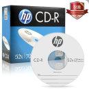 HP CD-R 52x 700MB 80min 슬림 1장
