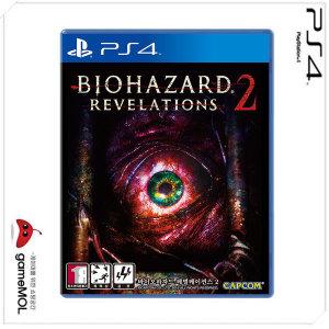 PS4 바이오하자드 레벌레이션스 2 한글판