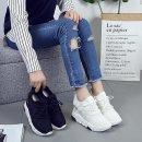여자 키높이 스트링 슬립온 스니커즈 컴포트 신발 s30