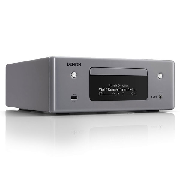 데논 RCD-N10 블루투스 네트워크 CD/리시버