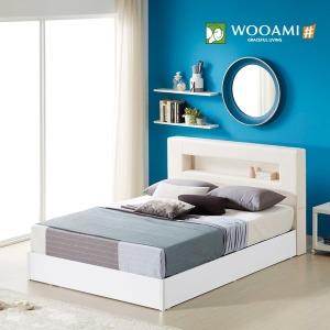 수도권무료 모네아LED 슈퍼싱글 퀸 침대세트