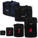 4단계 조절 대형 이민가방 짐가방 여행가방 이불가방
