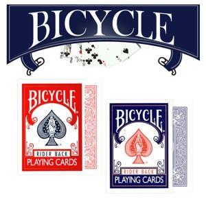 BICYCLE/바이시클/사기방지용카드/포커/마술카드