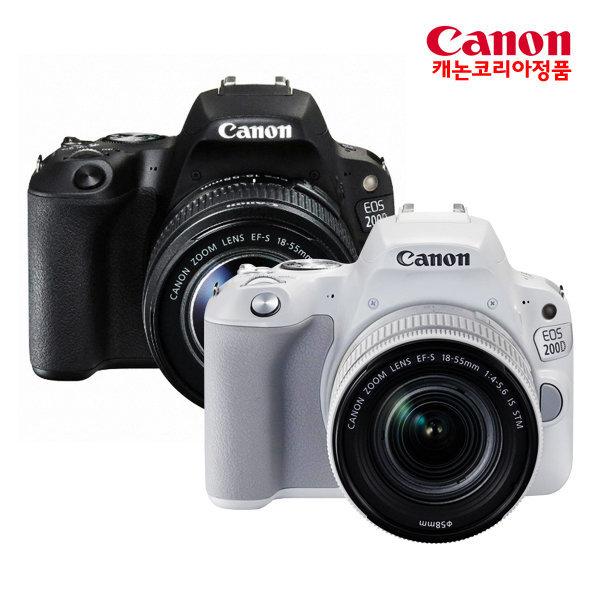 (HKC)캐논 정품 EOS 200D 18-55mm IS STM/새상품/정품