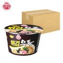 튀김우동 사발면 110g x 1박스(12개) 컵라면/인기라면