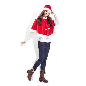 크리스마스이벤트 산타망토/산타앞치마