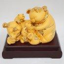 황금돼지가족 (중) 황금돼지 인테리어 장식소품 모음
