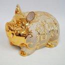 황금돼지 (대) 황금돼지 인테리어 장식소품 개업선물
