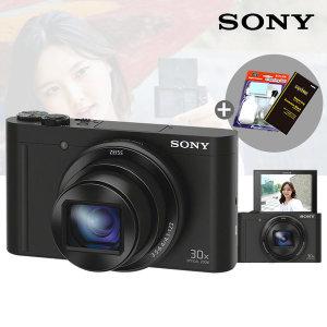 소니 30배줌 DSC-WX500 /액정필름+청소셋/공식대리점e